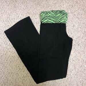 PINK Victoria's Secret Yoga Pants with Band